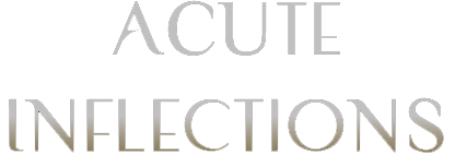 Acute Inflections | NYC Jazz Duo